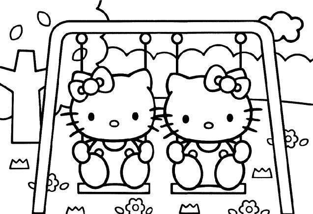 Desenhos Da Hello Kitty Para Imprimir E Colorir Dicas Na