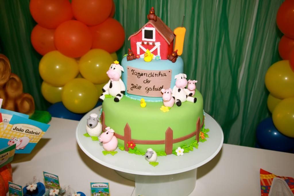 Decoração De Festa De Aniversário Infantil Tema Fazendinha Dicas