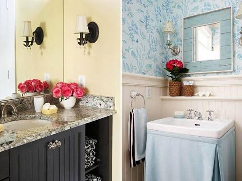 7 Ideias para renovar a decoração do banheiro gastando pouco