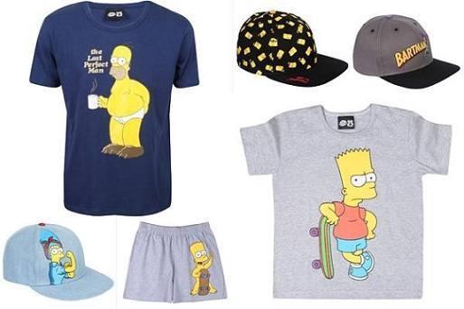 ce3fb65a2b6857 Riachuelo Celebra 25 Anos do Lançamento de Os Simpsons com Coleção ...