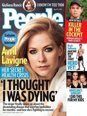 Avril-Lavigne-fala-sobre-doenca