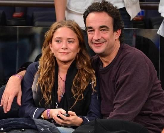 Mary Kate Olsen e Olivier Sarvoky