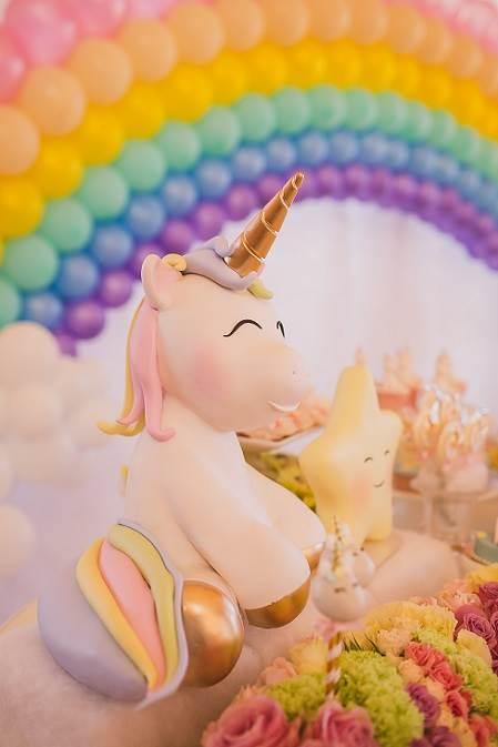 Decoração De Festa De Aniversário Infantil Tema Unicórnio Dicas E