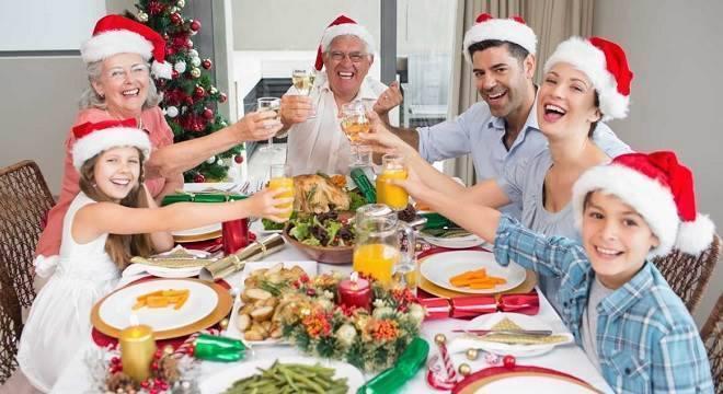 organizar uma festa de Natal