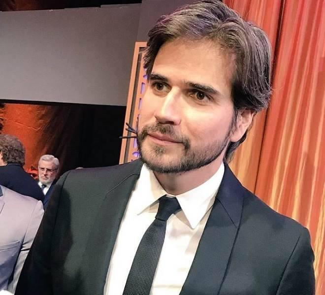 Daniel Arenas prêmio TV y novelas 2018