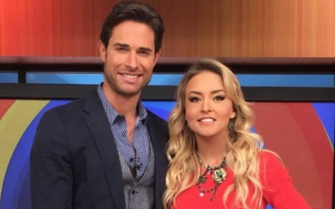 Sebastián Rulli e Angelique Boyer