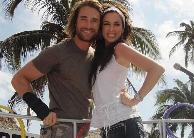 Jacqueline Bracamontes e Sebastián Rulli
