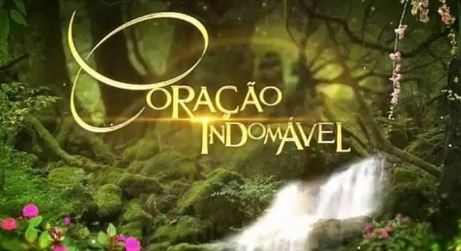 Atriz da novela Coração Indomável