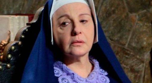Em Carinha de Anjo Madre Superiora fica muito doente