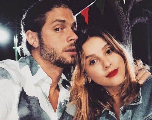 Horacio Pancheri e Paulina Goto festejaram 2 anos de namora