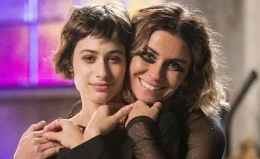 Cabelos das atrizes da novela Segundo Sul