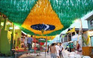 Dicas para decorar a Rua para Copa do Mundo