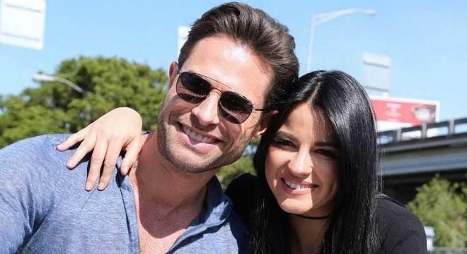 Maite Perroni conta como foi trabalhar com Sebastián Rulli