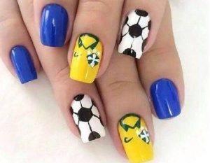 decoradas para Copa do Mundo 2018