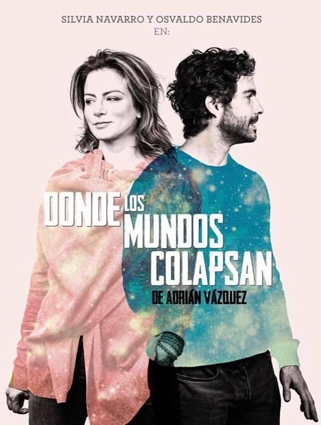 peça com Silvia Navarro e Osvaldo Benavides