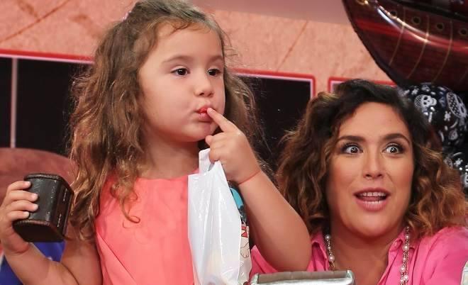 angélica vale e sua filha