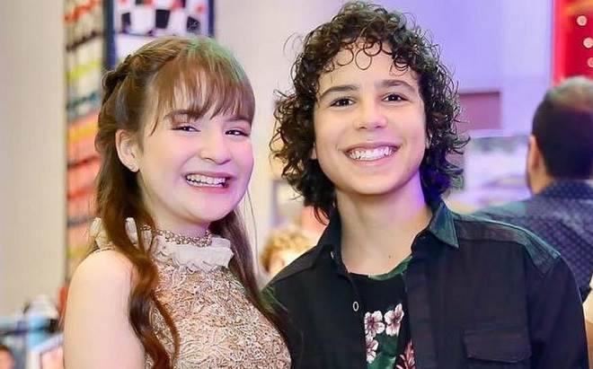 Sophia Valverde responde se namora Igor Jansen de As Aventuras de Poliana
