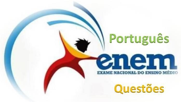 Questões de português do Enem