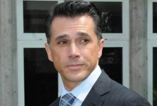 Sergio Mayer ator mexicano