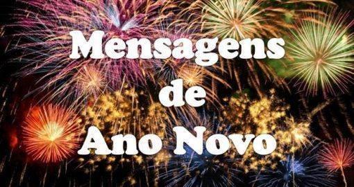 Mensagens de Ano Novo