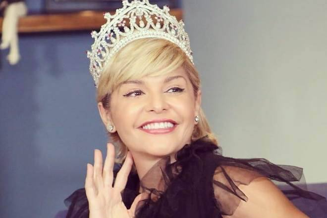 Itatí Cantoral volta a ser Soraya Montenegro