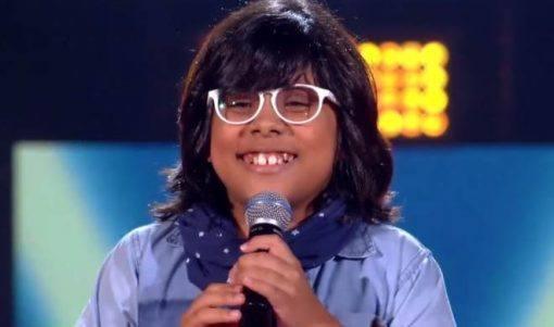 Pedro Miranda, o Miguel de Carinha de Anjo no The Voice Kids