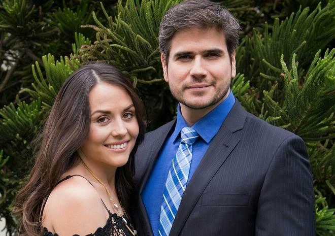 Daniel Arenas e Zuria Vega voltam a gravar novela juntos