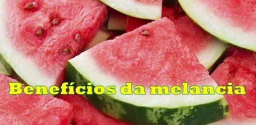 Principais benefícios da melancia