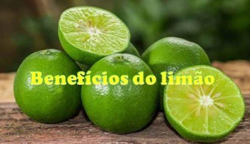 principais benefícios do limão