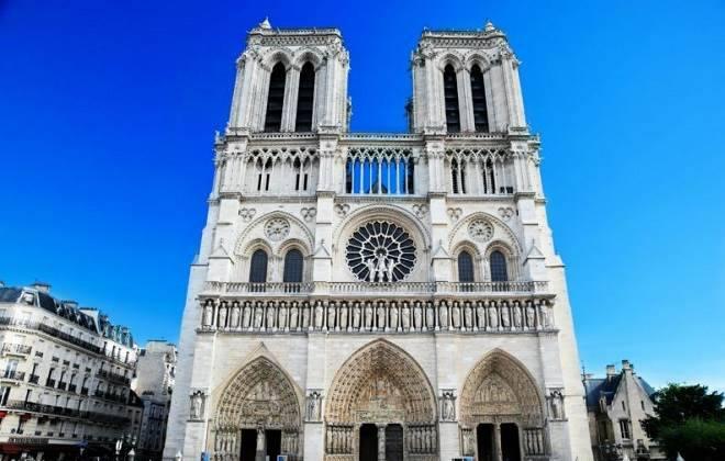 Catedral de Notre-Dame ficará fechada por 5 anos