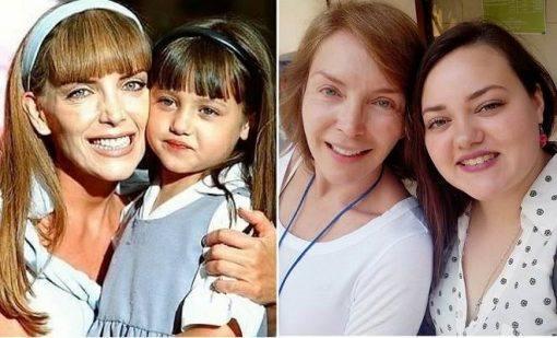 mãe e filha em novela mexicana se reencontram