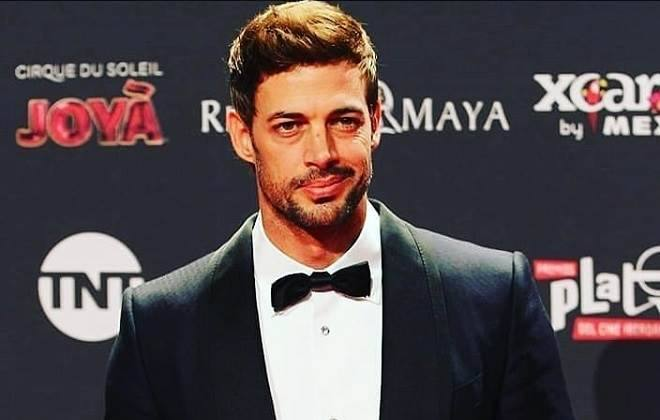 William Levy de volta as novelas mexicanas