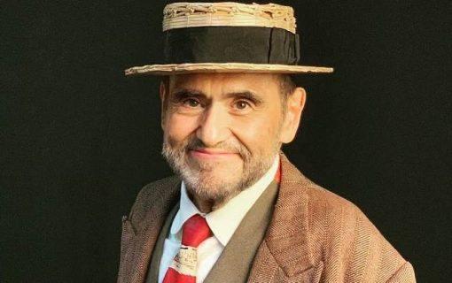 Édgar Vivar, o 'Seu Barriga' volta às novelas
