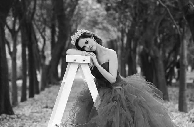 filha de william levy faz ensaio fotográfico de princesa