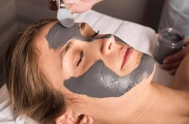 máscara para diminuir os poros dilatados