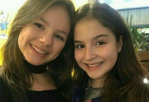Sophia Valverde e Bela Fernandes são amigas?
