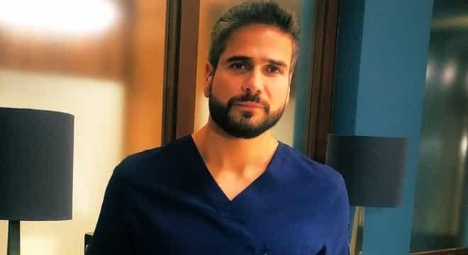 Daniel Arenas fala em voltar a trabalhar com Ana Brenda