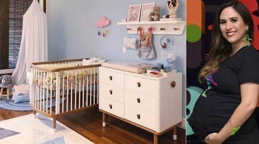 quartos dos bebês dos famosos
