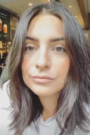 Ana Brenda surpreende com mudança no visual