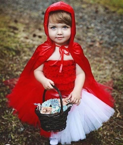 Fantasias Dia das Bruxas infantis