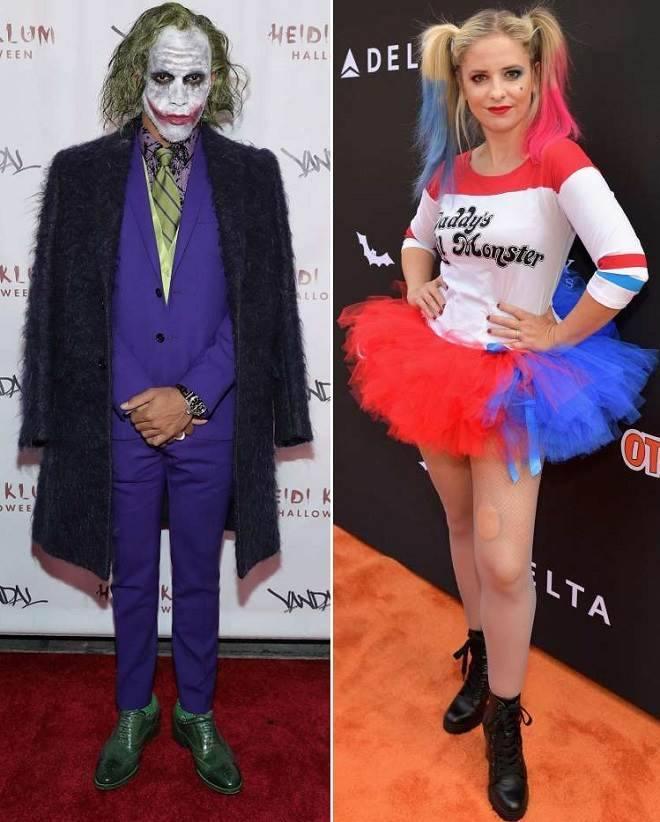 Fantasias de Halloween dos famosos para se inspirar