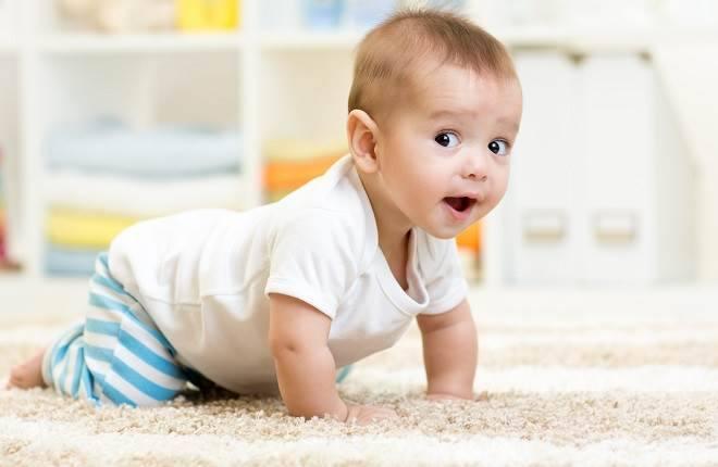 vitaminas para bebês