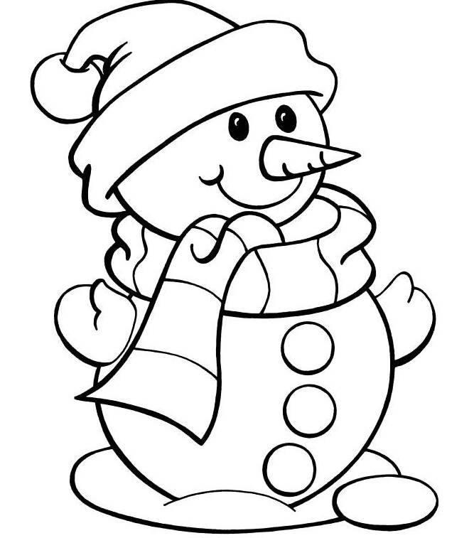 boneco de neve de natal