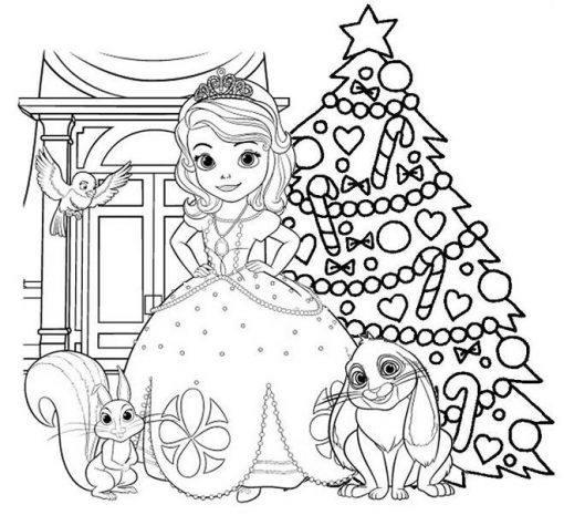 55 Modelos De Desenhos Para Colorir De Natal