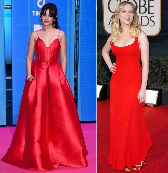 vestidos vermelhos para o Natal