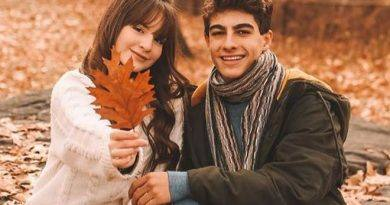 Sophia Valverde, a Poliana, se declara para o namorado