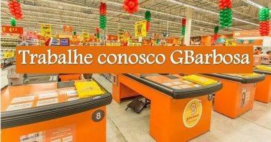 trabalhe conosco supermercados gbarbosa