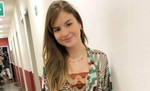 Sophia Valverde muda o visual para começar a gravar Poliana Moça