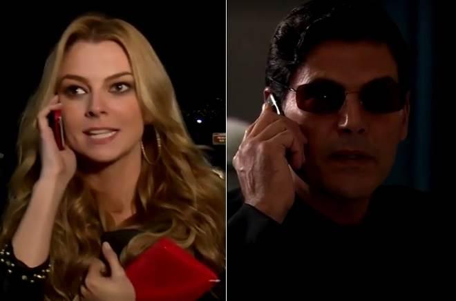 Amores Verdadeiros: Kendra e Salviano são traídos por bandidos