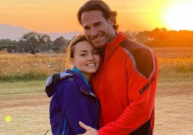 Angelique Boyer e Sebastián Rulli trocam declarações nas redes sociais no dia dos namorados